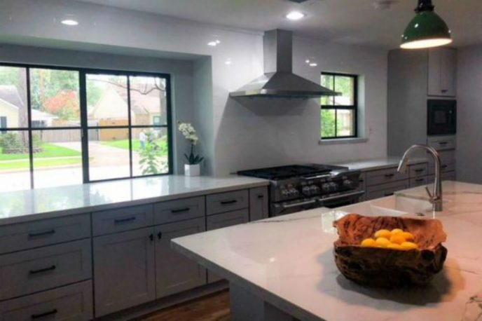 Kitchen Remodeling Blog Posts. Completed Houston kitchen renovation project. & Kitchen Remodeling Blog Posts Archives | Hestia Home Services