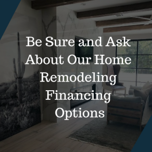 Home Remodeling Financing Houston Tx