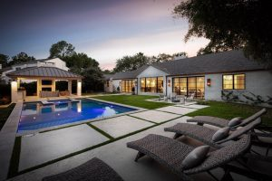 Backyard renovations houston