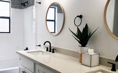 6 Bathroom Remodeling Ideas for Small Spaces