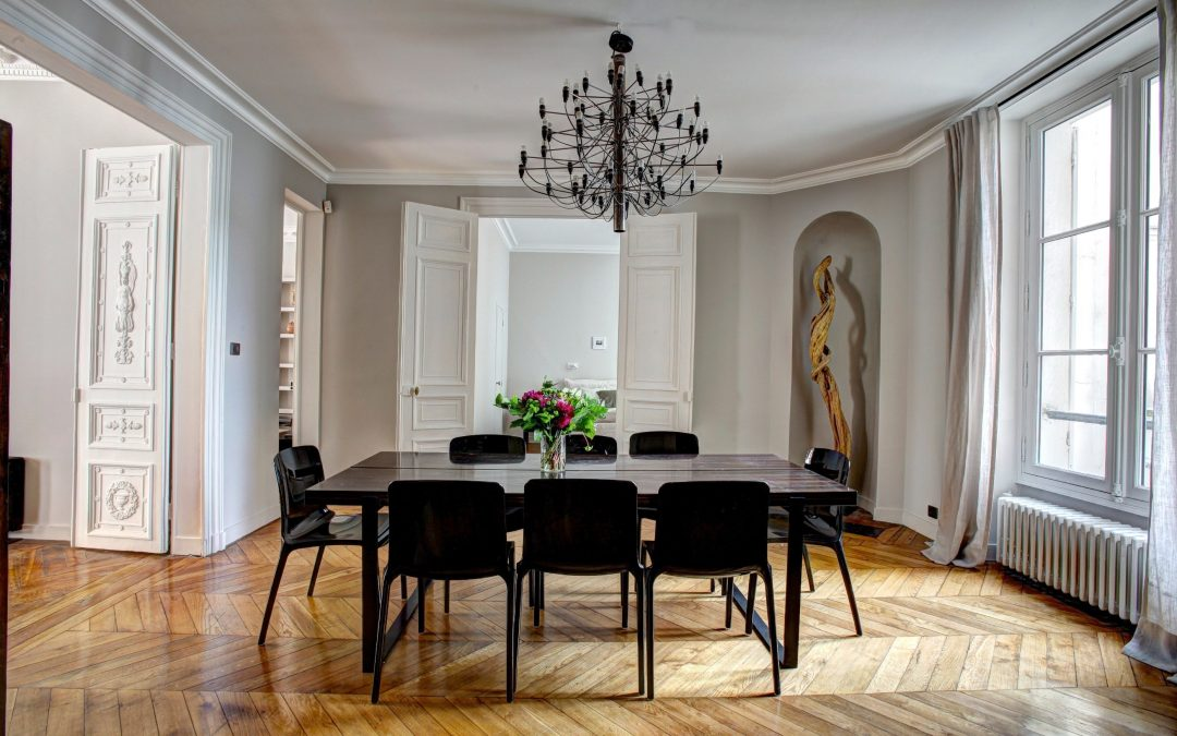 5 Modern Dining Room Design Ideas for Your Austin Home