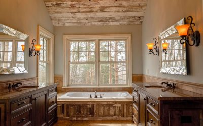 Simple Small Bathroom Design Ideas to Inspire You This Winter