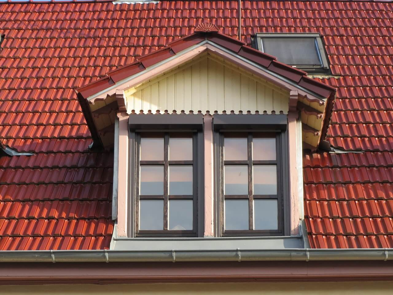 Home Remodeling Attic window