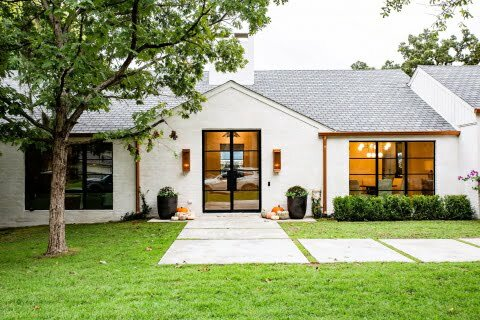 Exterior Home Remodeling Houston