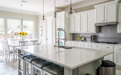Top Kitchen Cabinet Colors To Add a Fresh Feel to Your Kitchen